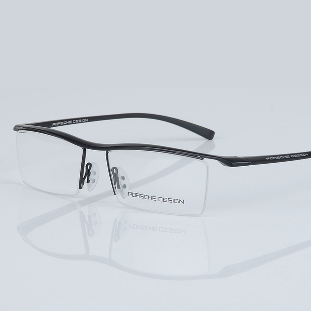 Optical Half Frame Eyeglasses 2