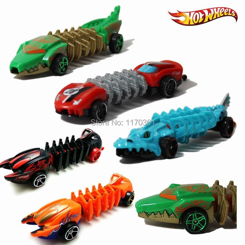 Mt Hot Wheels Mutant Machines Commander Croc Green Diecast