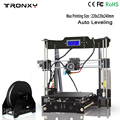 Auto level 3D принтер Reprap prusa i3 DIY комплекты автоматического выравнивания мельци marlin прошивки с НОАК накаливания 8 ГБ SD карту бесплатно