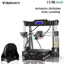 Auto level 3d-drucker DIY kits automatische nivellierung melzi marlin firmware mit PLA filament 8 GB sd-karte kostenlos