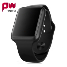 PINWEI Waterproof Smart Watch V9 Sports Wristband Outdoor Wear Smartwatch With Bluetooth Motion Sensor For Iphone Android Phone