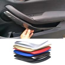 Car Interior Door Handles Panel Pull Trim Inner Handle Cover for BMW X1 2010 2011 2012 2013 2014 2015 2016 стоимость