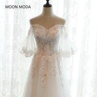 boho vintage lace wedding dress 2019 bride simple sheap bridal gown real photo weddingdress weding weeding vestido de noiva 2018
