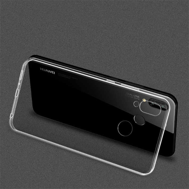 Phone Cases For Huawei Mate 20 P20 Pro P10 Lite Nova 3 3e Soft Silicone Case On Honor 8C 8X Max 7A Pro Y5 Y6 Prime 2018 Y9 2019
