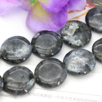 High Quality flash stone coin shape 20mm round loose beads 15 inches fit jewelry DIY necklaces or bracelets design wholesale