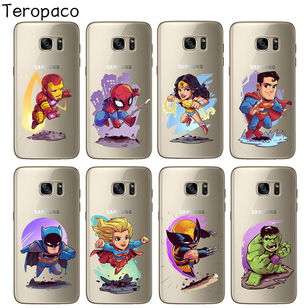 phone-case-cartoon-batman-hulk-thor-font-b-marvel-b-font-dc-comics-superhero-soft-case-for-samsung-galaxy-s5-s6-s7-edge-s8-s8plus-cases