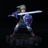The Legend Of Zelda Skyward Sword Link PVC Action Figures 1 7 Japan Anime Collectible Model