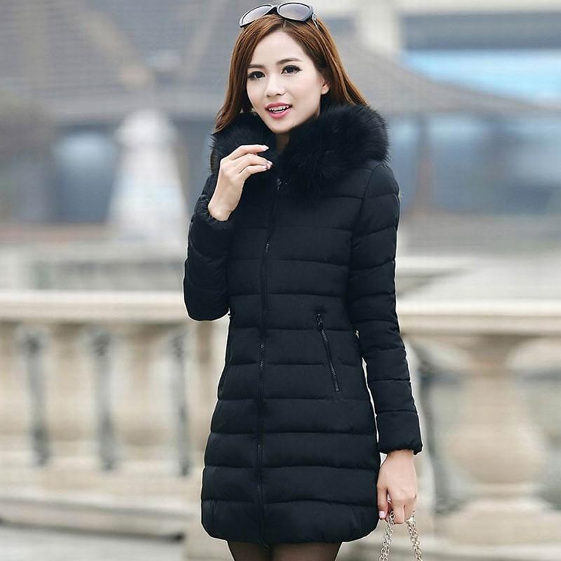 women winter coats women winter jacket women Womens Winter Jackets And Coats 2016 Thick Warm Hooded Down Cotton Padded Parkas For Women's Winter Jacket Female Manteau Femme (3)