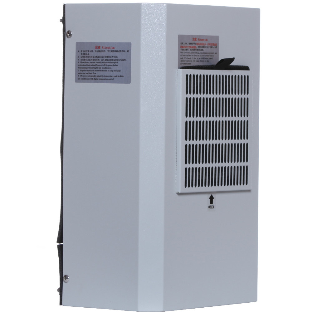 Industry air conditioner Cabinet CNC Machine Heat exchanger sink Control wall hanging Process 300W Chiller window