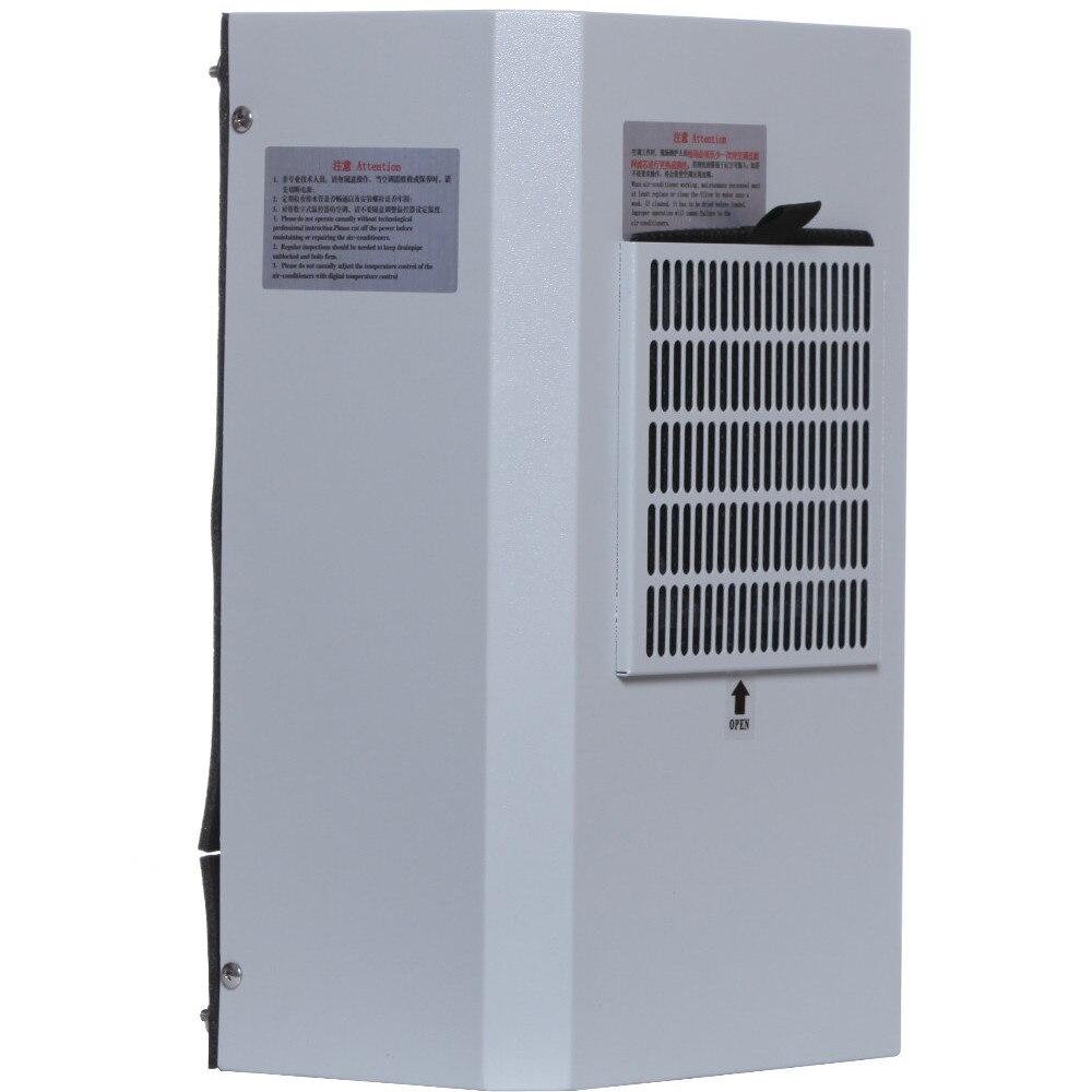 Gabinete do condicionador de ar trocador De Calor Da Máquina do CNC Controle pia parede pendurado Processo Chiller Industrial janela monte