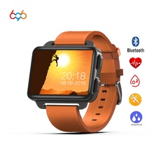 696 DM99 Smart clock 2.2inch IPS 320*240 screen Smart Watch 3G Calling 1.3MP Camera Pedometer Heart Rate for IOS$Android