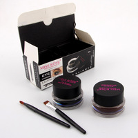 MISS ROSE Brand Professional Eyes Makeup Brown Black Quick Dry Gel Eyeliner Water Proof Smudge Proof
