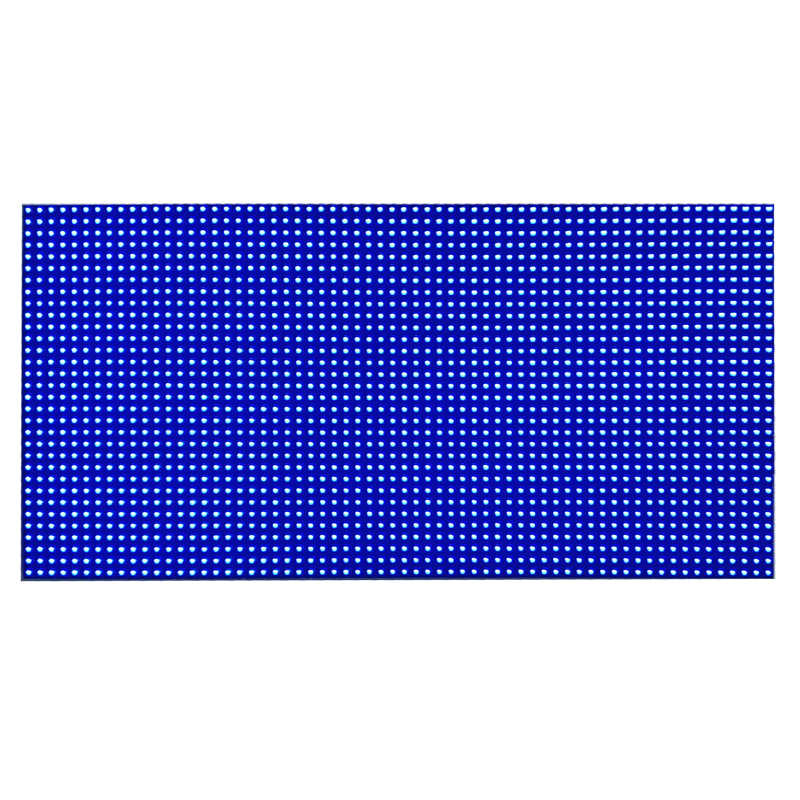 SMD2121 64 x 32 dot matrix P4 RGB LED Advertising Led Screen Module board  64x32 pixels High resolution 1/16 Scan