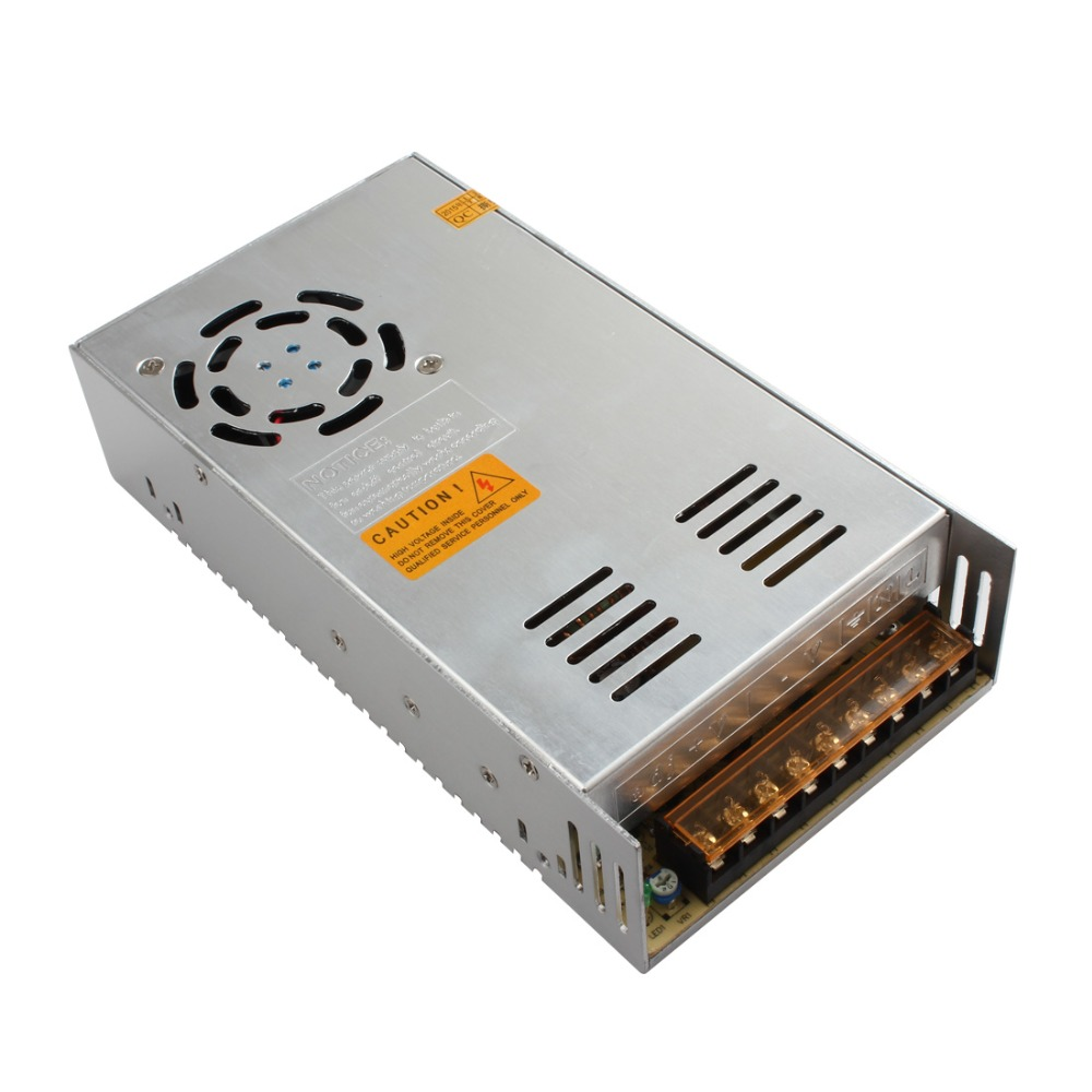 100% Brand New 360W 12V DC 30A Regulated Switching Power Supply Driver for LED Strip Light/CCTV camera 90w led driver dc40v 2 7a high power led driver for flood light street light ip65 constant current drive power supply
