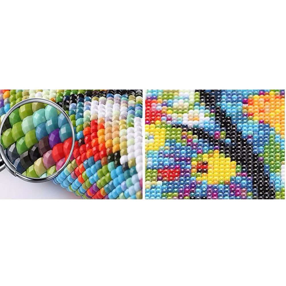 5D DIY диамант бродерия плодове и зелени - Изкуства, занаяти и шиене - Снимка 4