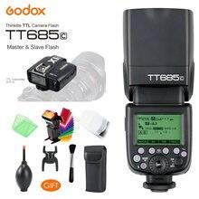 Godox tt685c speed lite Высокоскоростная синхронизация внешняя
