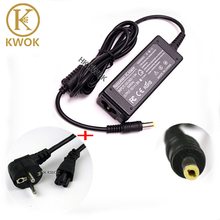 EU Power Cord +19V 1.58A 5.5*1.7mm For Acer Aspire One Power Supply Fo