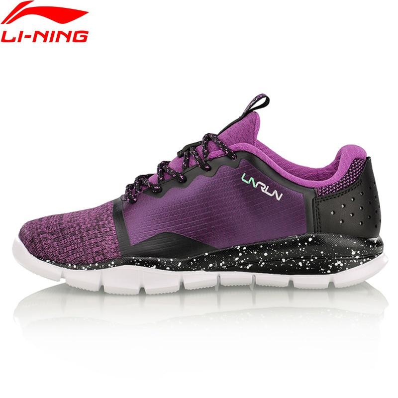 Li-Ning Women FLEX RUN Smart Moving Running Shoes LiNing Sport Shoes Comfort Sneakers ARKM028 XYP608Li-Ning Women FLEX RUN Smart Moving Running Shoes LiNing Sport Shoes Comfort Sneakers ARKM028 XYP608