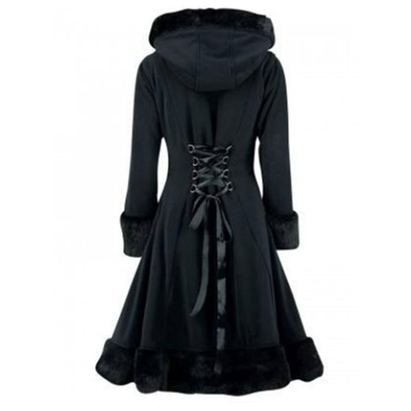 Aliexpress.com : Buy Sisjuly women european winter coats gothic ...
