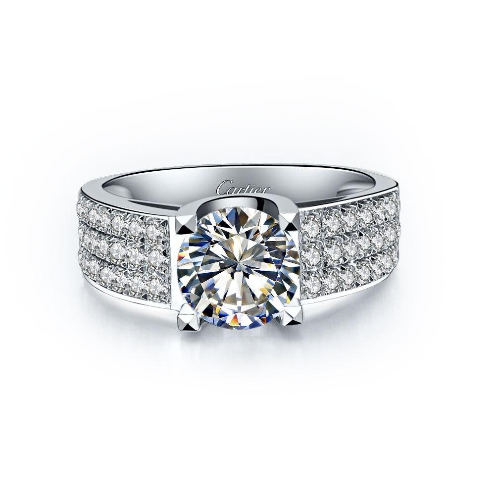 Stunning Thick Diamond Wedding Bands Contemporary - Styles & Ideas ...