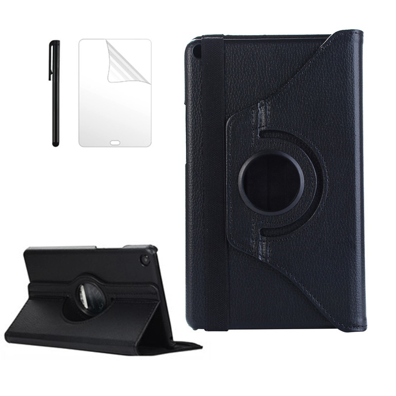 360 Rotating PU Leather Case for Huawei MediaPad T3 8.0 KOB-L09 KOB-W09 Case Tablet Funda Cover forHonor Play Pad 2 +Gifts360 Rotating PU Leather Case for Huawei MediaPad T3 8.0 KOB-L09 KOB-W09 Case Tablet Funda Cover forHonor Play Pad 2 +Gifts