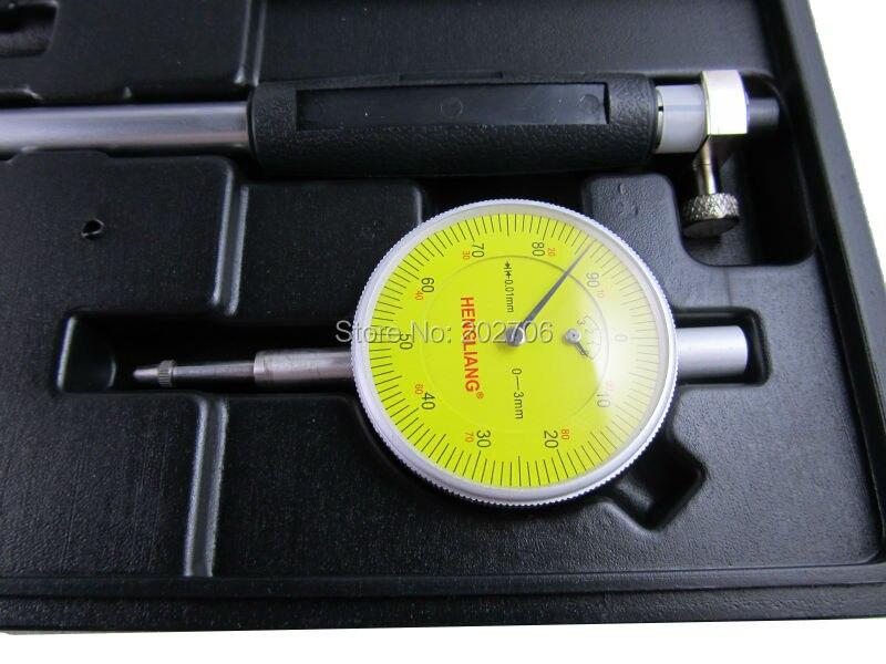 50-160 мм Циферблат диаметр отверстия измерительный прибор внутренний диаметр шкала цилиндр объем метр циферблат индикатор