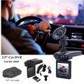 Профессиональный 2 5-дюймовый Full HD 1080P Автомобильный видеорегистратор Автомобильная камера видеорегистратор инфракрасная камера ночного в...
