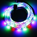 3528 5V USB Led strip Waterproof 60leds/m RGB with contoller lamp Tape Ribbon Flexible TV Background Home Kitchen modern life W