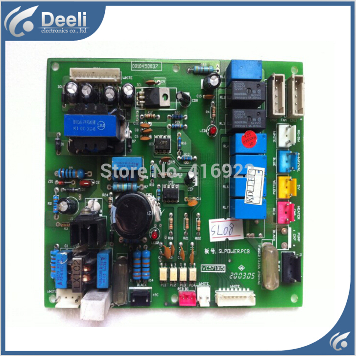95% NEW for air conditioning computer board KR-140W/BP VC571015 0010450037 board on sale принт сервер tp link tl ps110u 1utp 10 100mbps usb