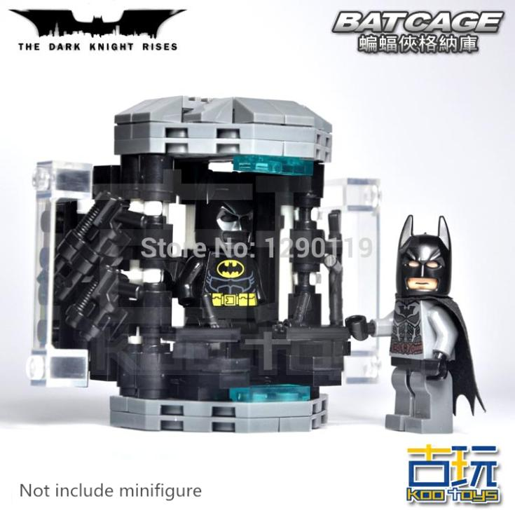 lego batcave moc instructions