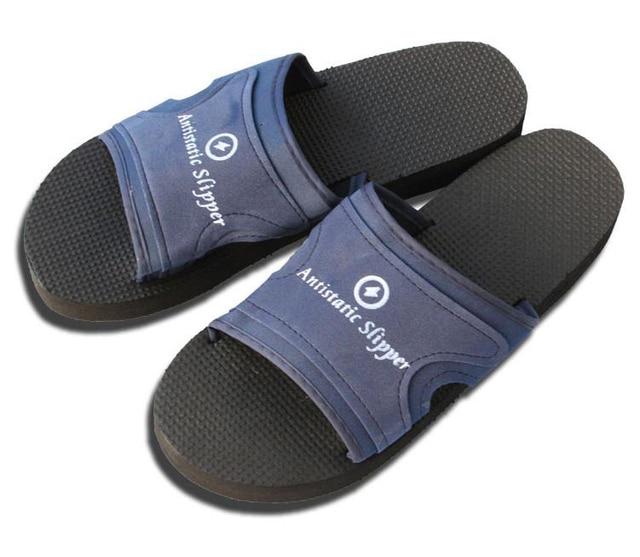 e968ec7cb626 Mans summer ESD anti slip Slipper for man antistatic sandals shoes ...