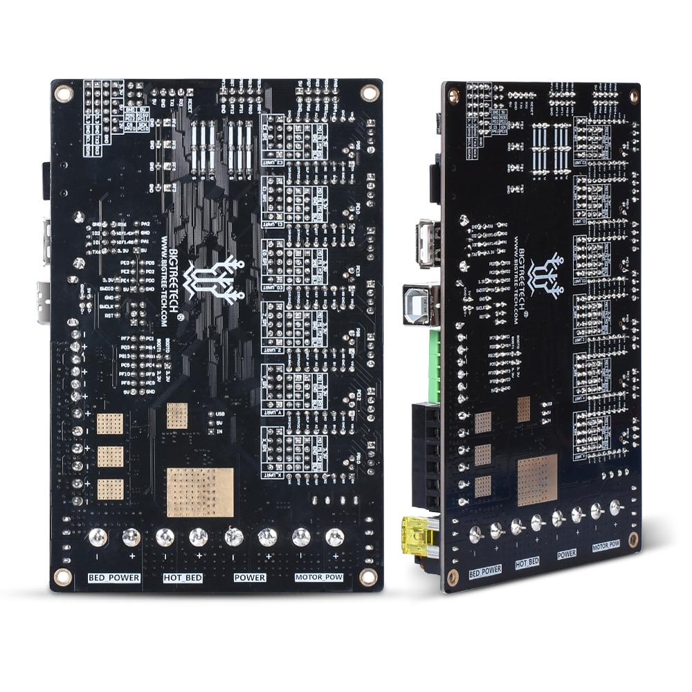 BIGTREETECH SKR PRO V1.1 carte contrôleur 32 bits + Module adaptateur Wifi pièces d'imprimante 3D vs MKS GEN L TMC2208 TMC2130 TMC2209 - 4