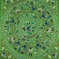 100% Twill Шелковый Шарф Люксовый Бренд Весна Сад Лошадь Человек Печати Бандана Для Женщины Старинные Круг Платок Многофункциональный Wrap