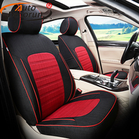 AutoDecorun Custom Cover Car Seats for Chevrolet Captiva 2008 2010 2011 2012 Seat Covers Accessories 5 & 7 Seat Cushion Supports