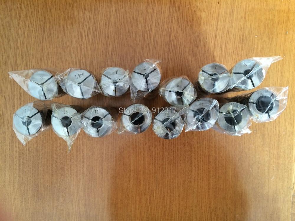 Pinza 15 pezzi / pacco per smerigliatrice utensile - Macchine utensili e accessori - Fotografia 6