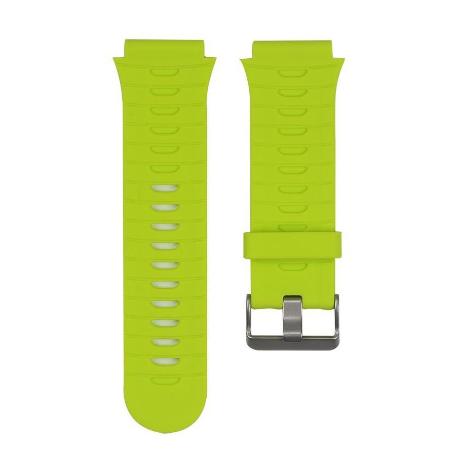 Soft Adjustable Silicone Replacement Wrist Watch Band for Garmin Forerunner 920XT GPS Watch (Lime) garmin смарт часы forerunner 920xt white red hrm run
