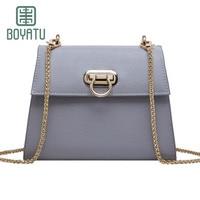 BOYATU Women 39 S Bag Designer Woman Shoulder Bag Luxury Chain Crossbody Bags For Women 2017