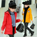 2016 new cute children's coat children's winter children's cartoon jacket coat children's clothing