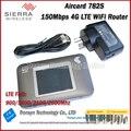 Wholesale Original Unlock LTE FDD 150Mbps Sierra Wireless Aircard 782S 4G LTE Mobile WiFi Hotspot Support LTE FDD B1 B3 B7 B8