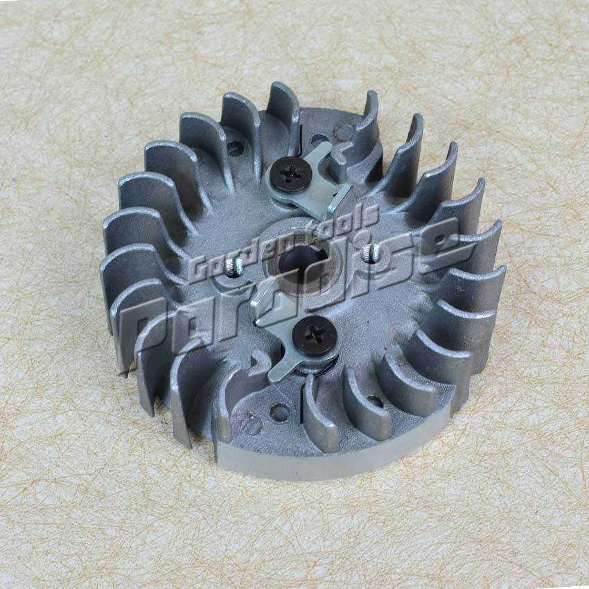 45CC 52CC 58CC Chinese Chainsaw Flywheel with metal pawl free shipping цены онлайн