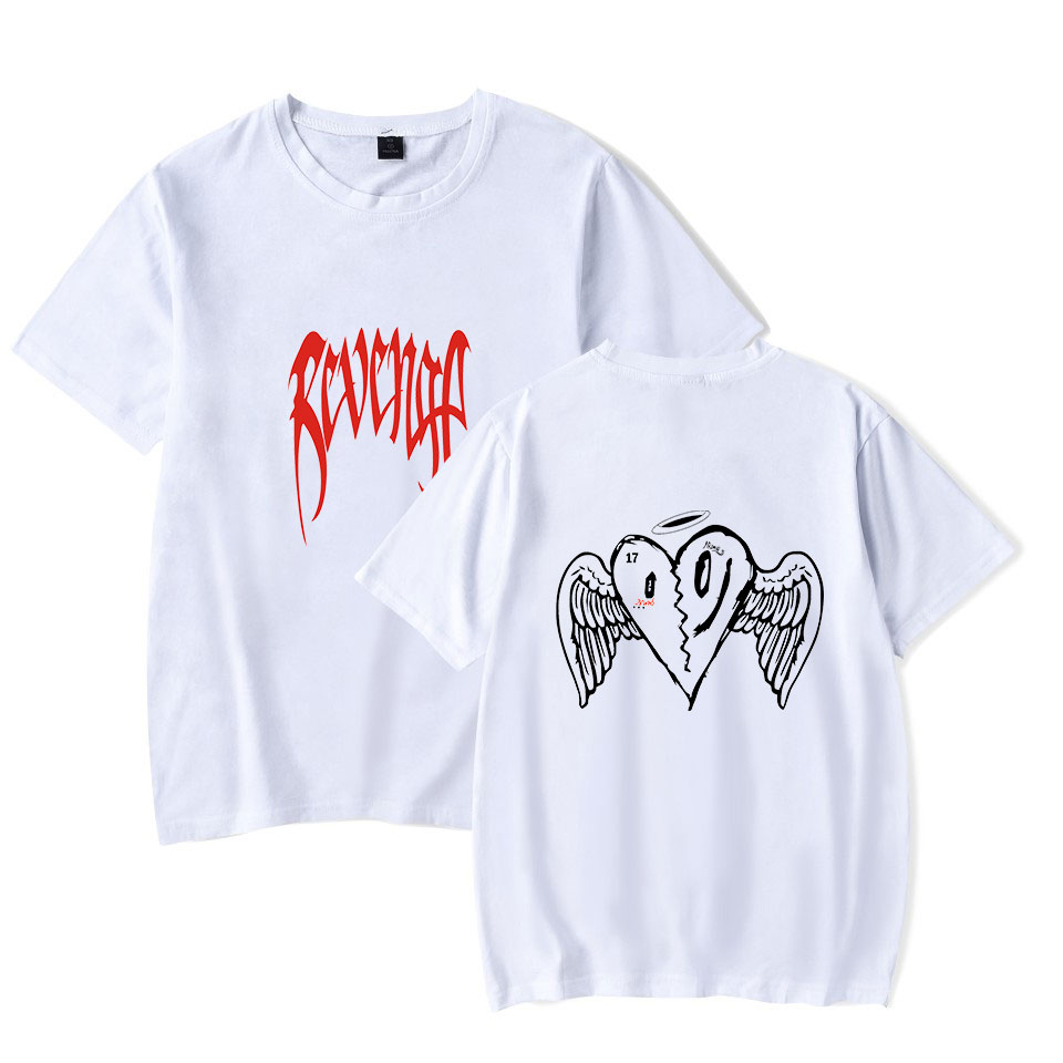 Men's Clothing Keluoxin Raper Xxxtentacion Short Sleeve T Shirt Men Women Rapper Cool Tshirt Jahseh Dwayne Onfroy Revenge Man Clothing Buy Now