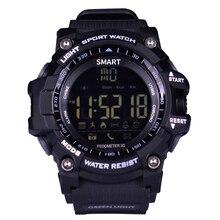 купить Sport Smart Watch EX16 Professional Waterproof Sport Monitoring Pedometer Call Message Reminder long Standby Smartwatch X-watch онлайн
