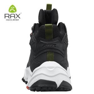 Image 5 - راكس حذاء للسير مسافات طويلة الرجال خفيفة الوزن في الهواء الطلق رياضية للنساء تسلق الجبال الرحلات الأحذية عدم الانزلاق في الهواء الطلق أحذية مشي الرجال