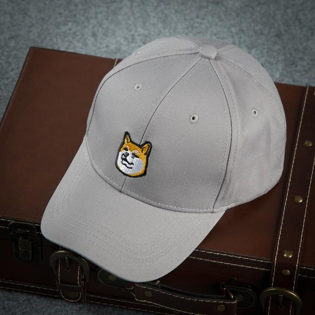 Creative Dog Printed Baseball Cap