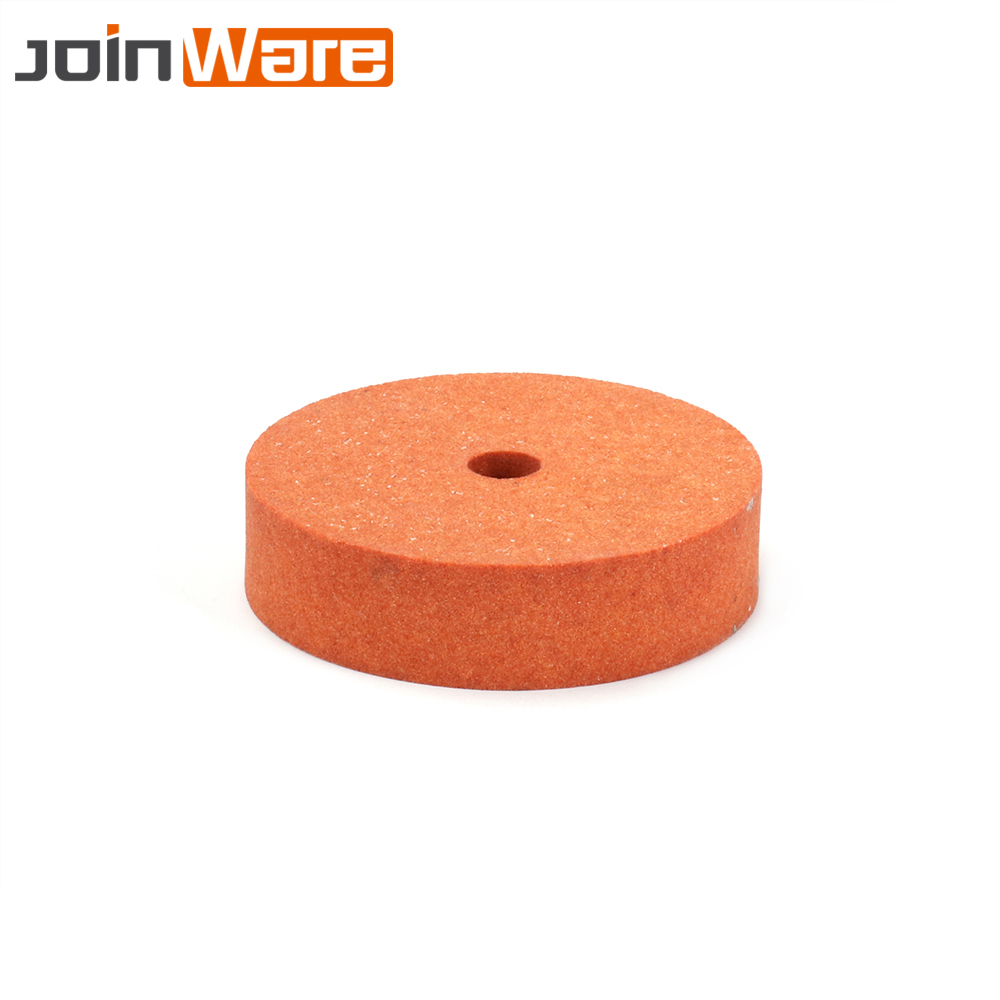 3Inch 100# Ceramic Grinding Wheel Abrasive Disc Grinder Metal Steel Stone Rotary Tool Thickness 20mm Bore 10mm