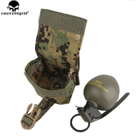EMERSONGEAR LBT Style Single Frag Grenad Pouch Molle Military Airsoft Paintball Combat Gear Emerson Multicam EM6369