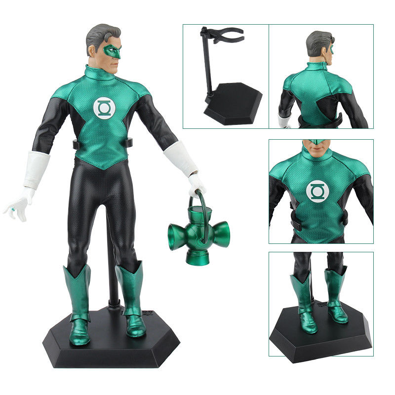 12 DC Green Lantern Figures Comic Action Figure Movies Cartoon Anime Doll Toy Collectible Model Toys for Children Kids Gifts 8pcs set the octonauts cartoon action figures kids toys captain barnacles medic peso model children birthday gifts with box