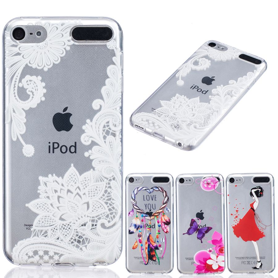 Soft tpu case 4 0for fundas apple ipod touch 5 6 case for for Housse ipod touch 5