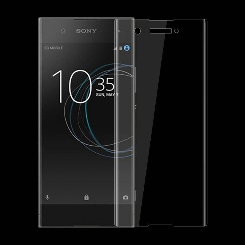 "For Sony Xperia XA1 Ultra Dual G3221 G3223 G3212 G3226 6.0"" XA2 Ultra 9H 3D Full Cover tempered Glass Screen Protector Film"