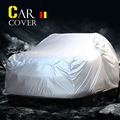 Full Car Cover Sun Shade SUV Sedan Hatchback Indoor & Outdoor Anti-UV Rain Sun Snow Scratch Resistant Protector Cover Waterproof